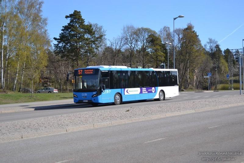 Pohjolan Liikenne 632