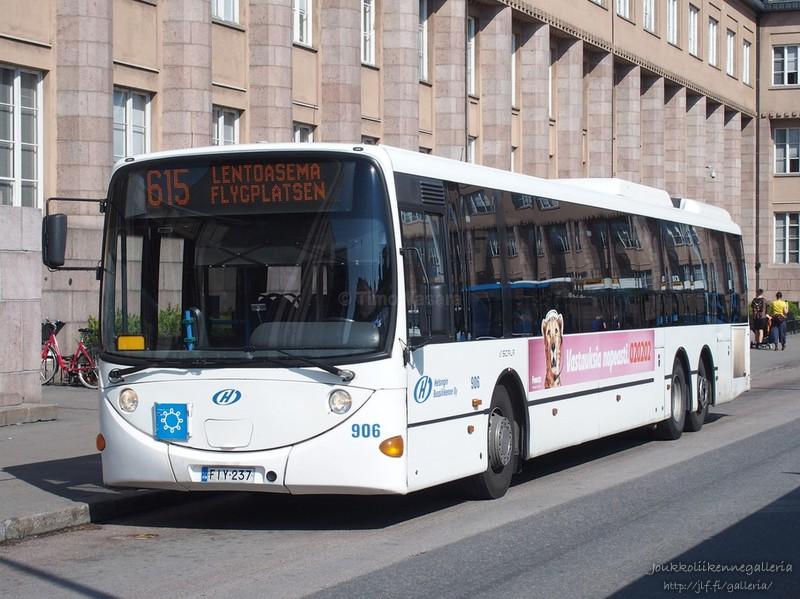 Helsingin Bussiliikenne 906