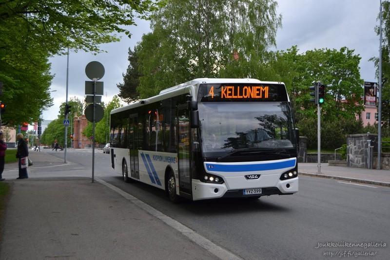 Kuopion Liikenne 188