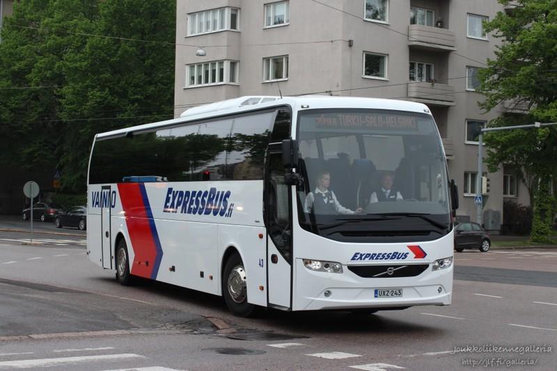 J. Vainion Liikenne 43