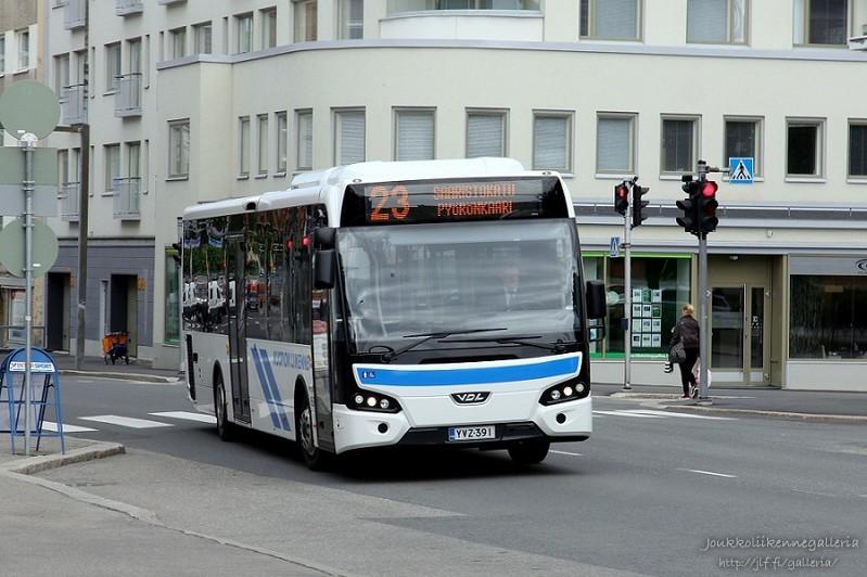 Kuopion Liikenne 169