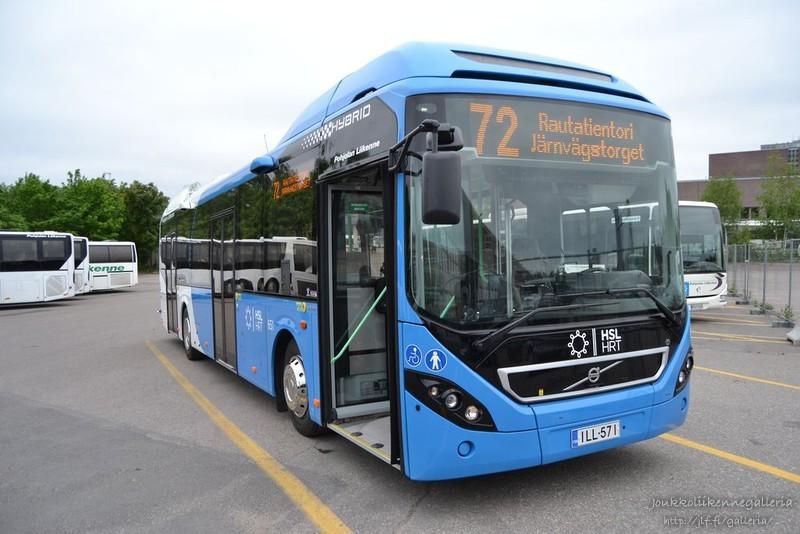 Pohjolan Liikenne 651