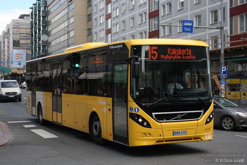 V-S Bussipalvelut 10