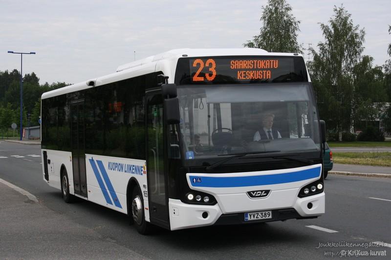 Kuopion Liikenne 165