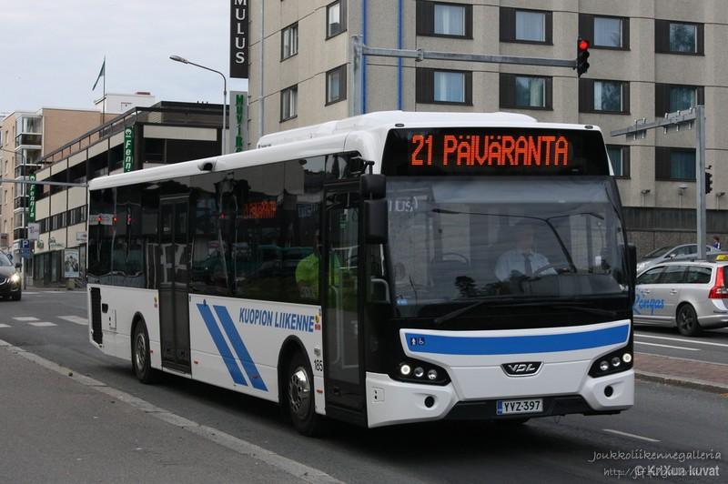 Kuopion Liikenne 185