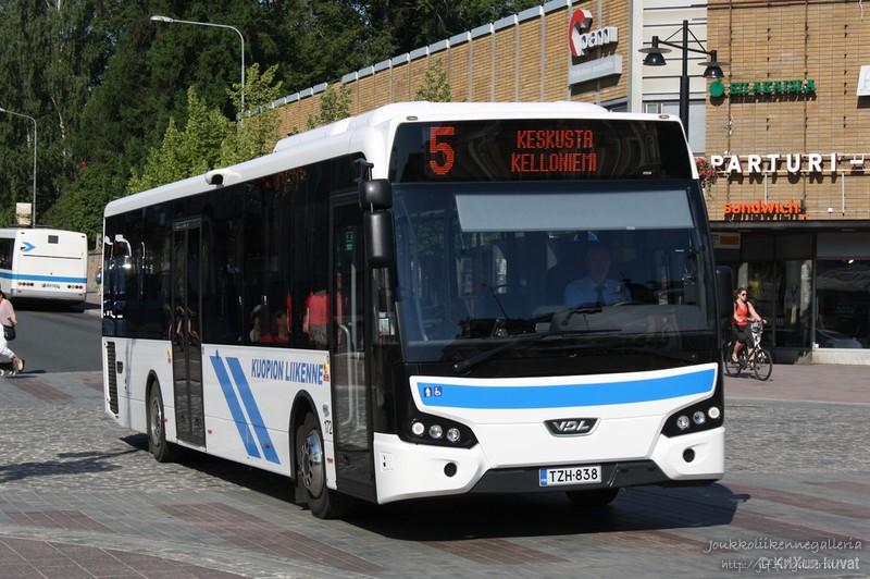 Kuopion Liikenne 172