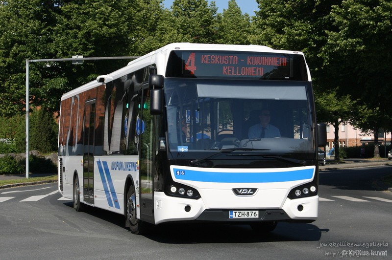 Kuopion Liikenne 179