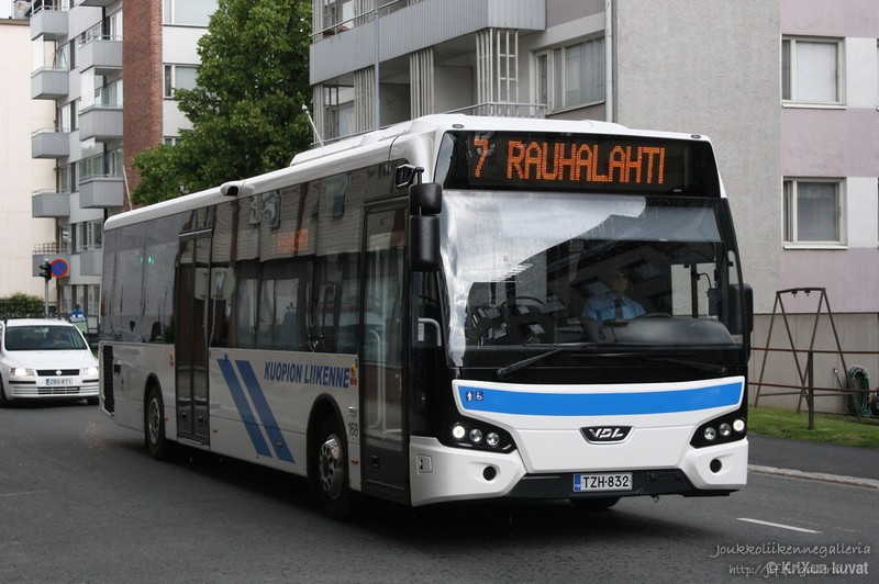Kuopion Liikenne 168