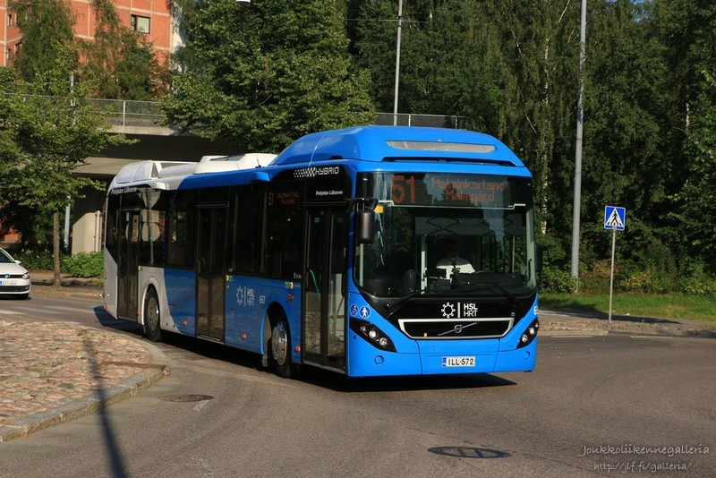 Pohjolan Liikenne 652
