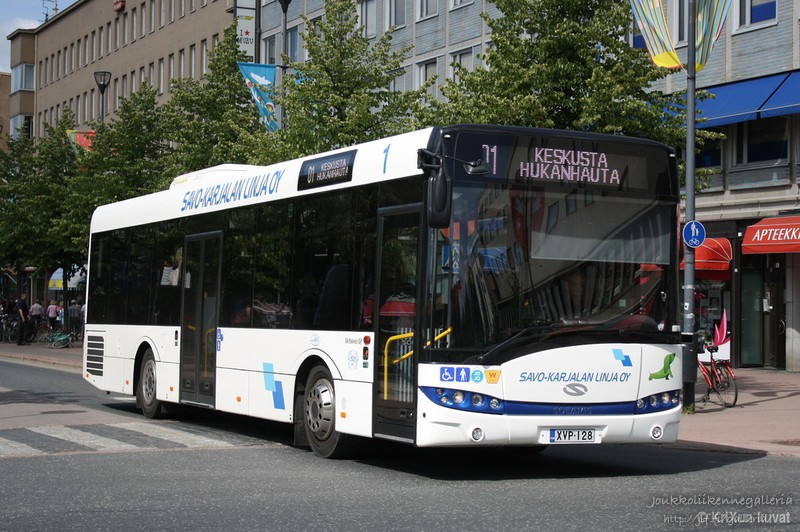 Savo-Karjalan Linja 1