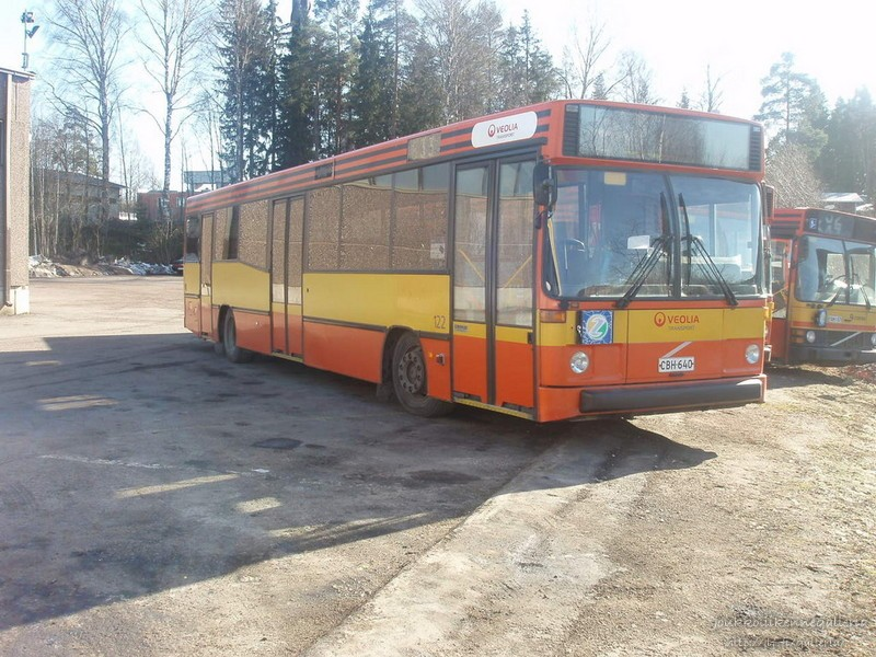 Veolia Transport 122