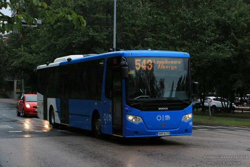 Nobina Finland 919