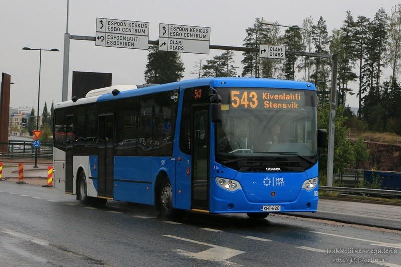 Nobina Finland 920