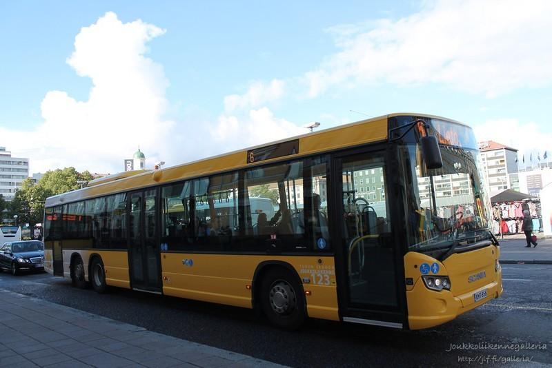 Linjaliikenne Muurinen 123