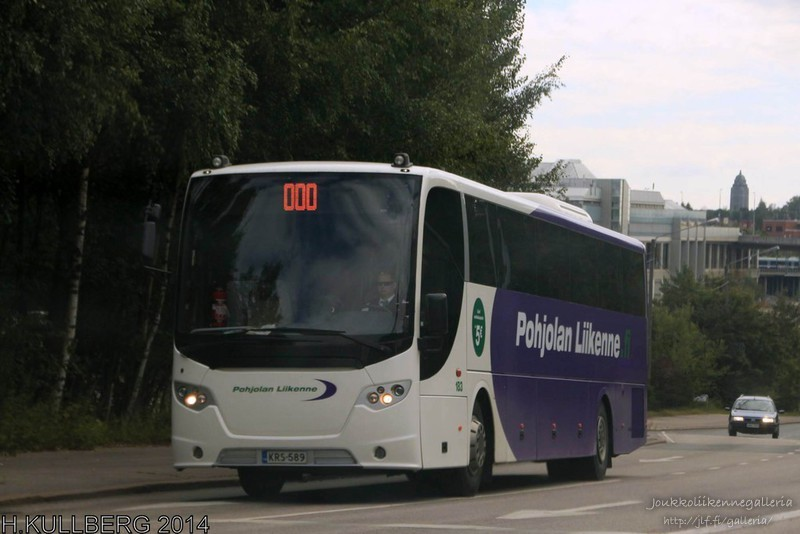 Pohjolan Liikenne 183