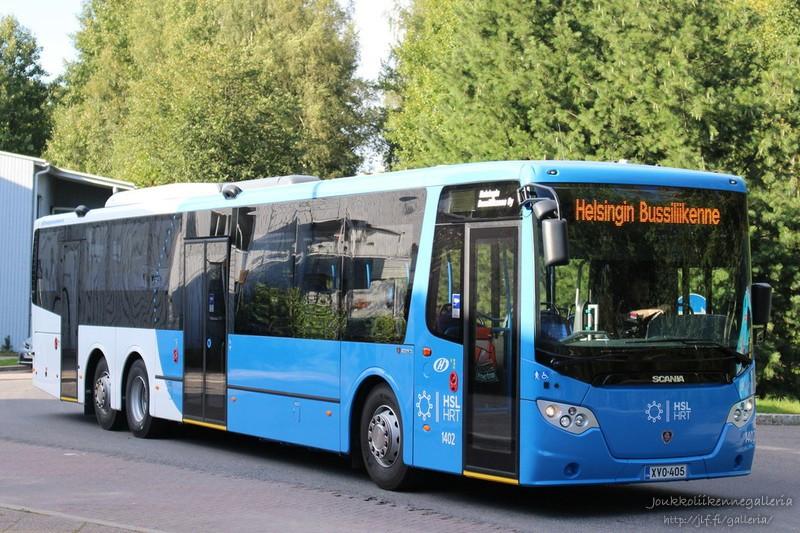 Helsingin Bussliikenne 1402