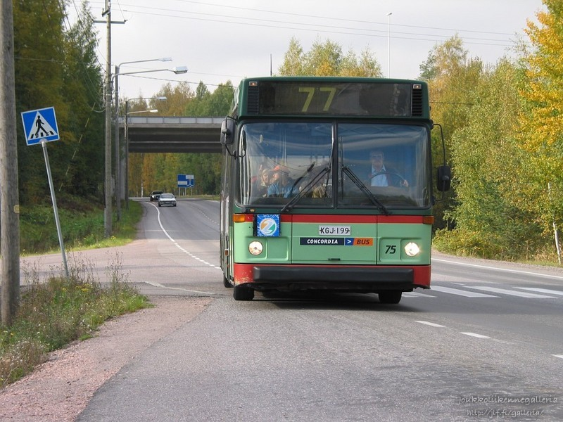 Concordia Bus Finland 75