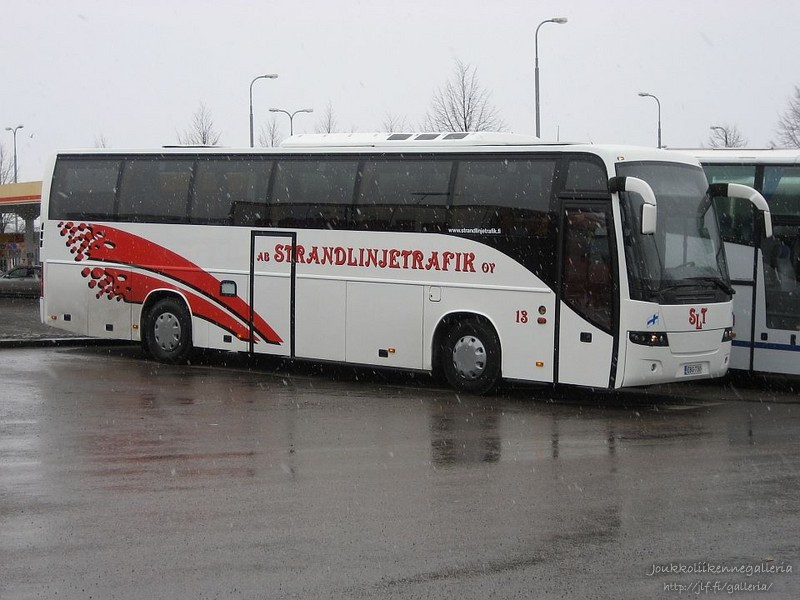 Ab Strandlinjetrafik Oy 13