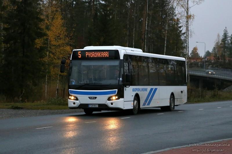 Kuopion Liikenne 161