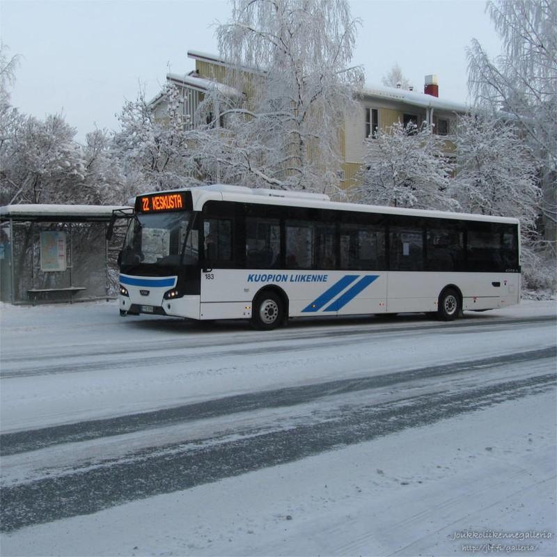 Kuopion Liikenne 183