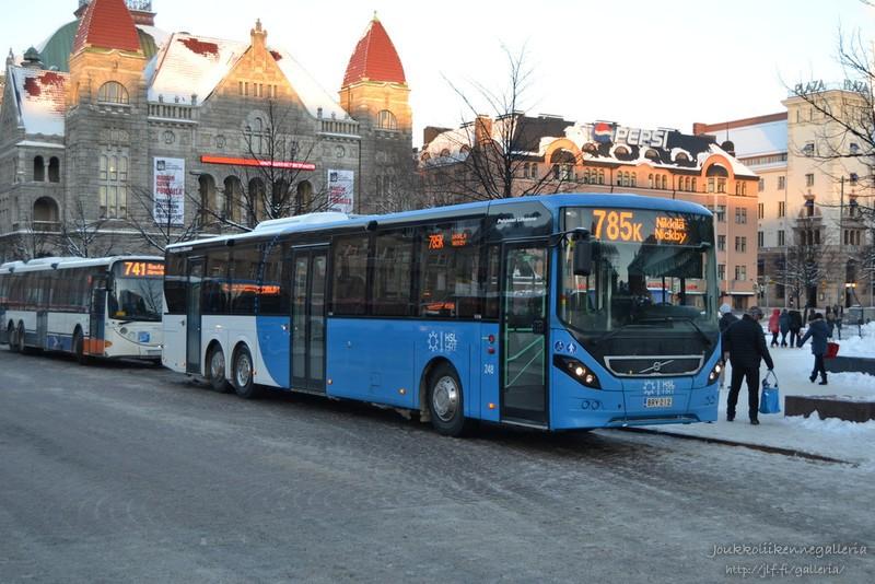 Pohjolan Liikenne 248