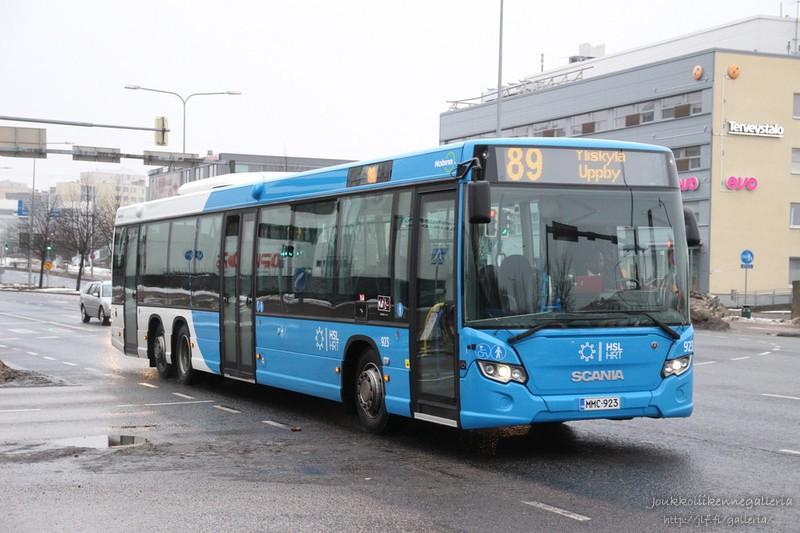 Nobina Finland 923