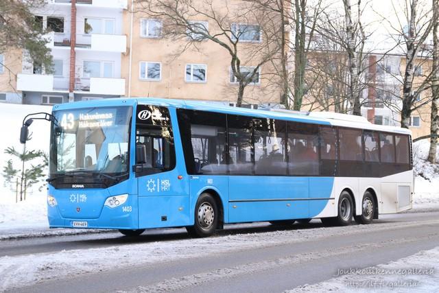 Helsingin Bussiliikenne 1403