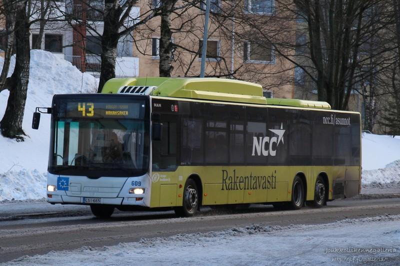 Helsingin Bussiliikenne 609