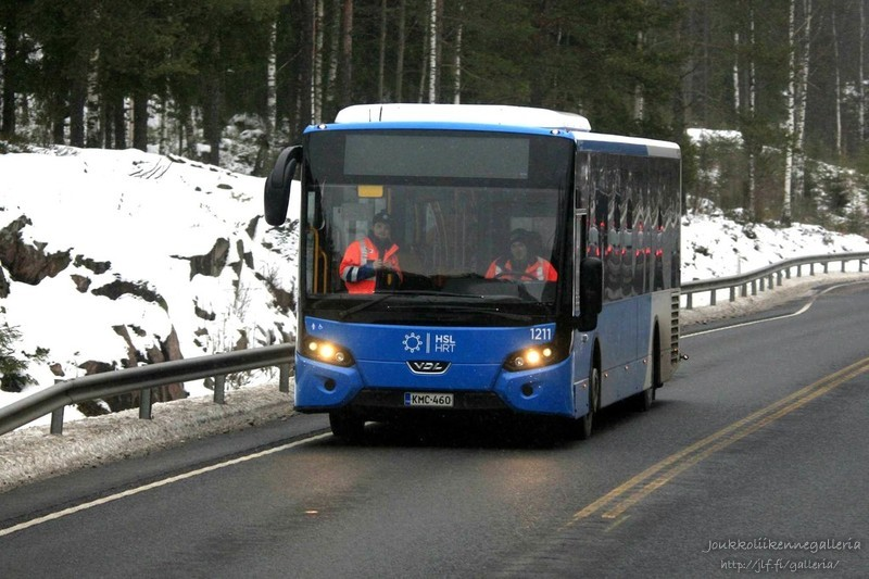 Veolia Transport 1211