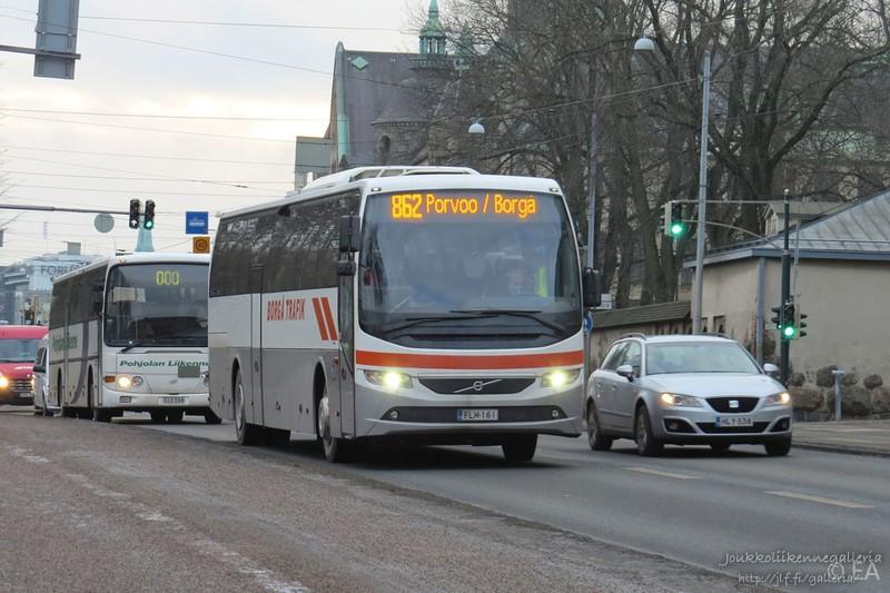 Porvoon Liikenne 27