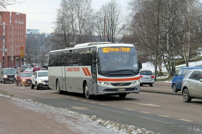 Porvoon Liikenne 46