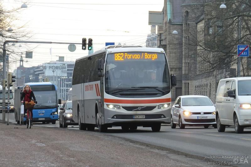 Porvoon Liikenne 48