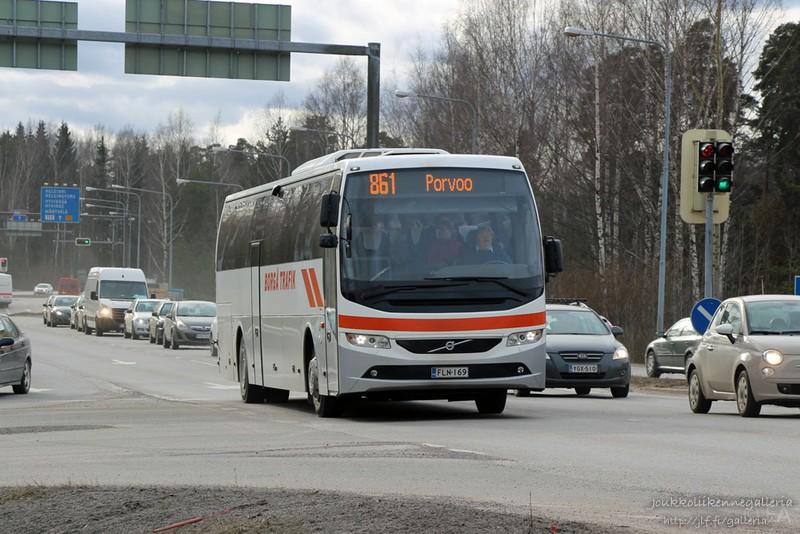 Porvoon Liikenne 49