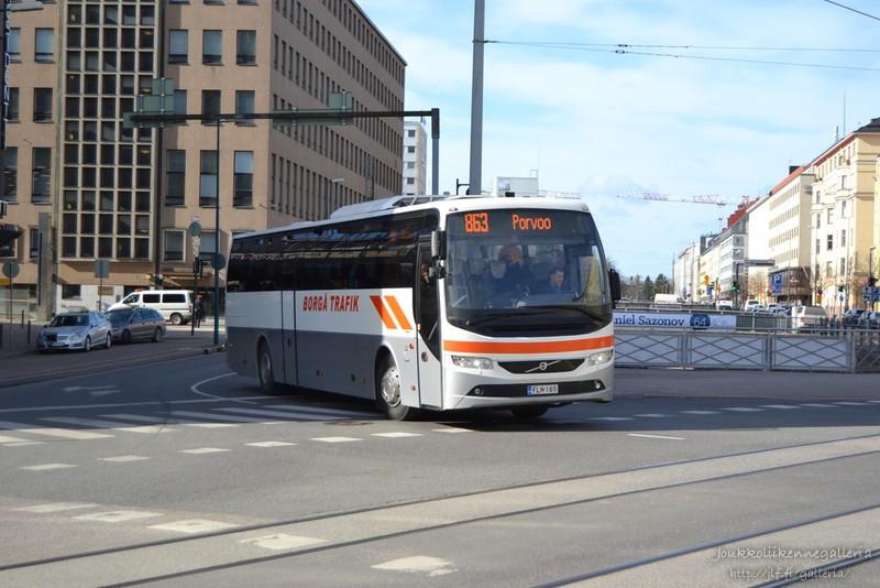 Porvoon Liikenne 44