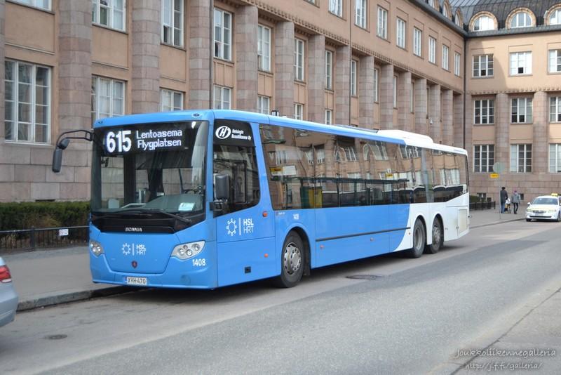 Helsingin Bussiliikenne 1408