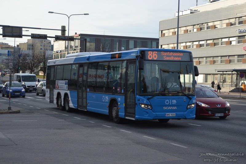 Nobina Finland 926