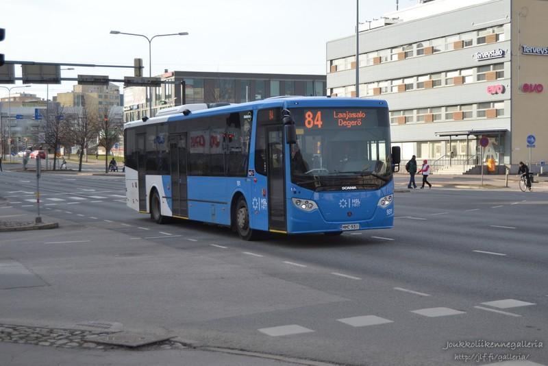 Nobina Finland 931