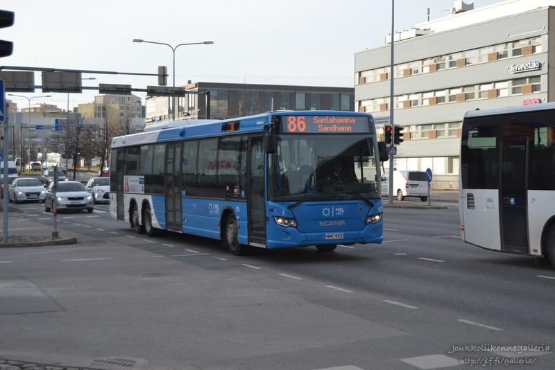 Nobina Finland 925