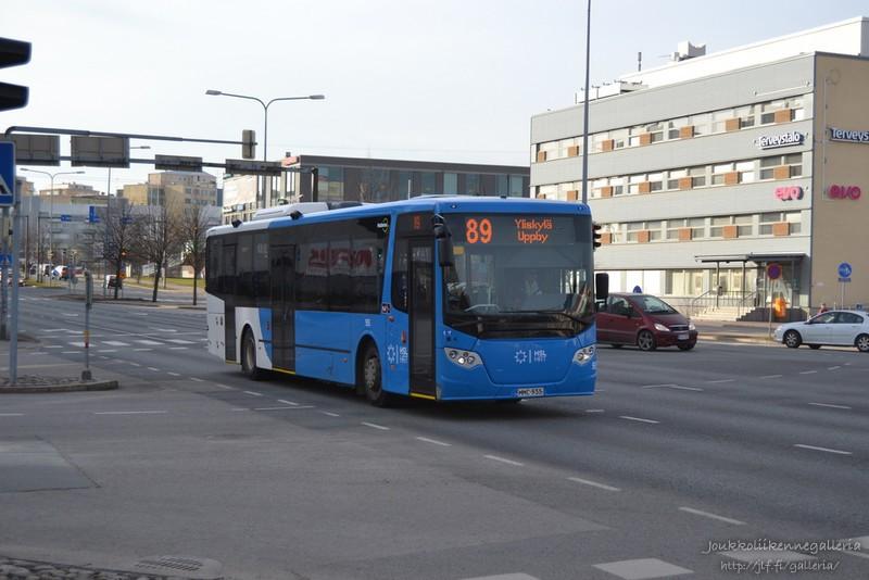Nobina Finland 935