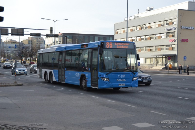 Nobina Finland 924