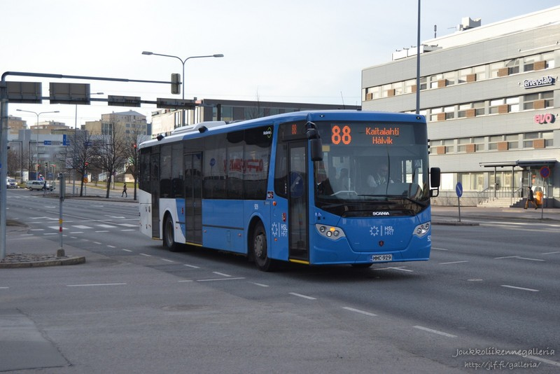 Nobina Finland 929