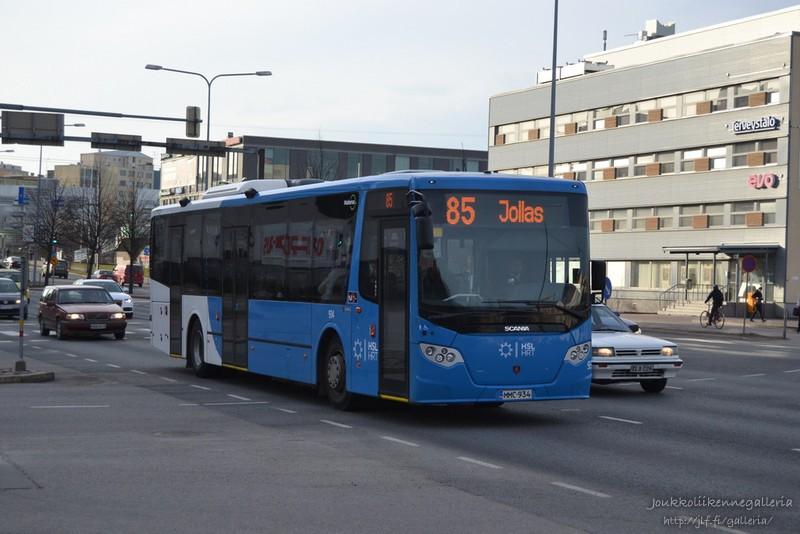 Nobina Finland 934