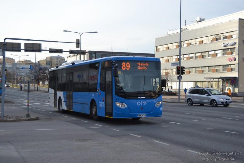 Nobina Finland 933