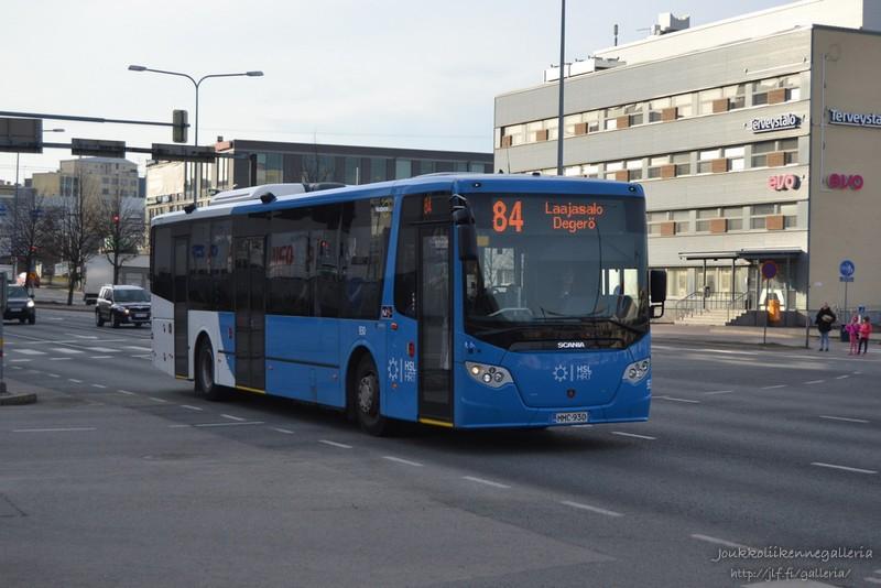 Nobina Finland 930