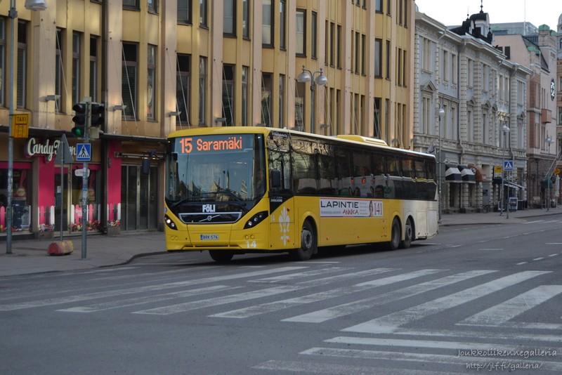 V-S Bussipalvelut 14