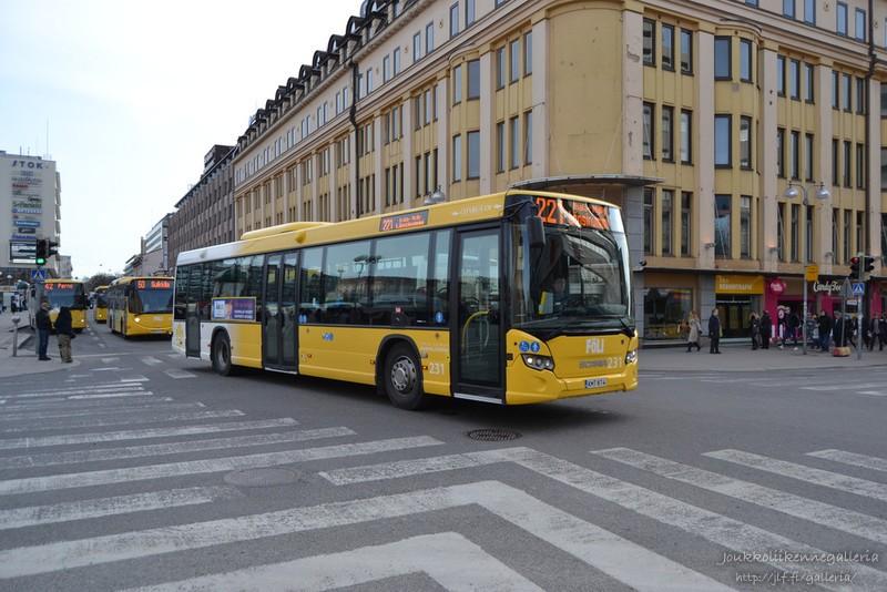 Turun Citybus 231