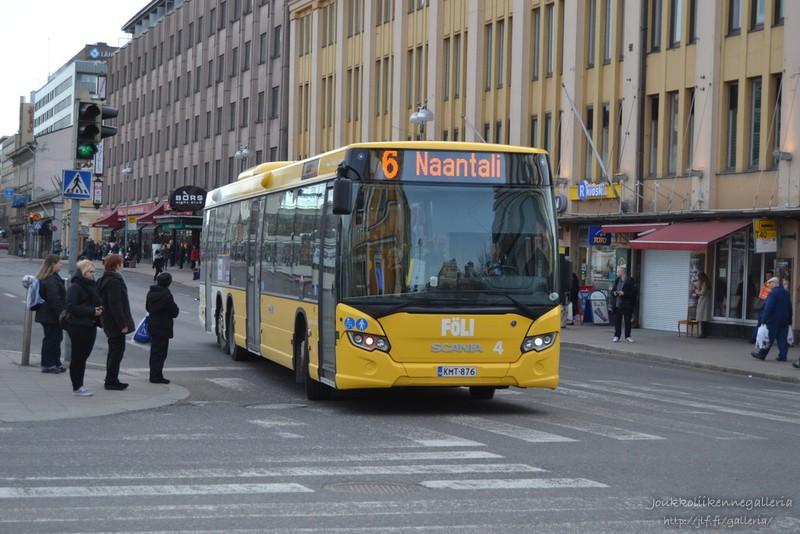 Turun Citybus 4