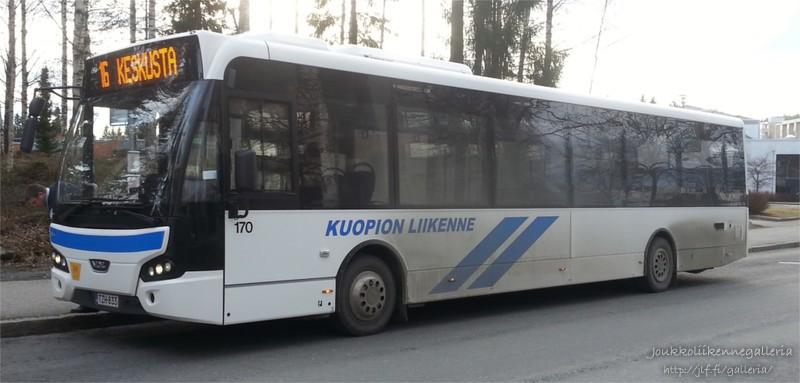 Kuopion Liikenne 170