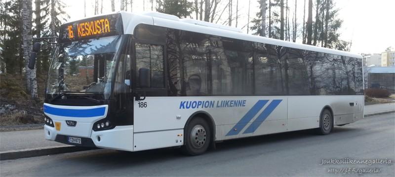 Kuopion Liikenne 186