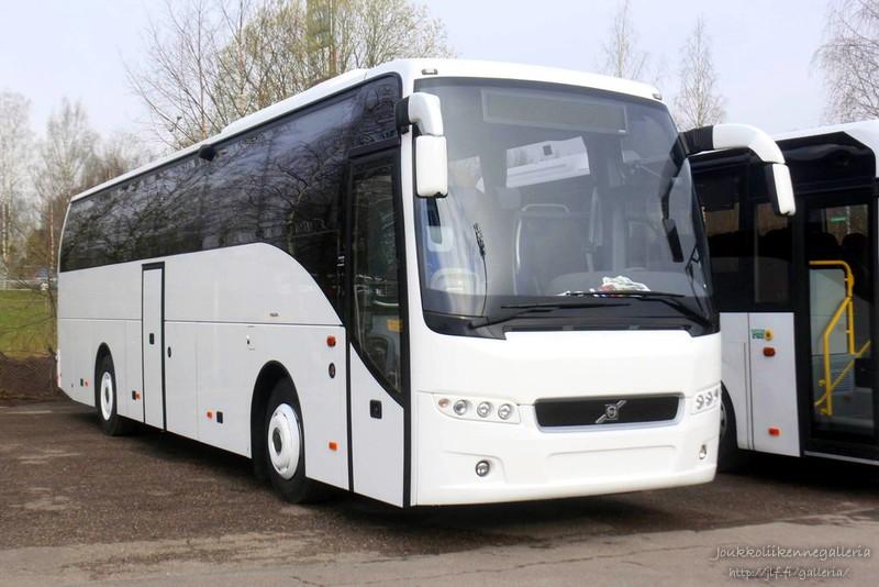 Uusi Volvo 9500
